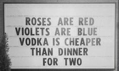choose vodka