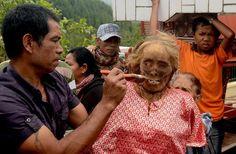 Ritual de Magia Negra faz mortos andarem na Indonésia