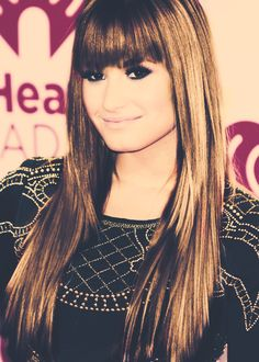 I will always miss her brown hair!