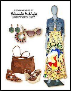 Outfit recomendafo BY Eduardo Vallejo