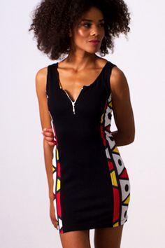 TIGHT DRESS · VIRGINIE