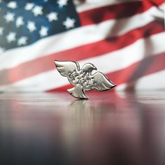 Thank you to all the Veterans for keeping us safe and making us proud #veteransday #happyveteransday #veterans #alexwoo #littleicons #eagle #lovegold #madeinny  http://www.alexwoo.com/little-activist-eagle-in-sterling-silver.html