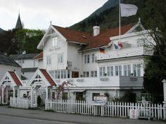 Utne hotel in Norway. My relatives own this :)