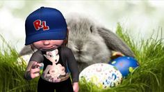 Karlchen - Osterhase ist das traurigste Tier;-) Ostern;-) Liebe;-) Eier;...