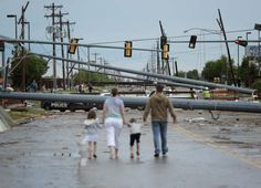 Protect your family as much as possible from a tornado. Teach tornado safety tips to your kids so they'll be prepared for a worst-case scenario.