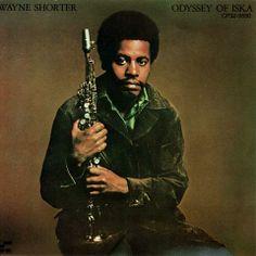 Wayne Shorter - Odyssey Of Iska at Discogs Free Jazz, Jazz Artists, Jazz Musicians, Wayne Shorter, Cd Cover Art, Purple Crayon, Herbie Hancock, Vinyl Cd, Music