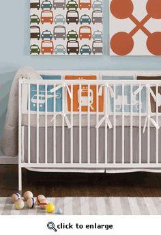 DwellStudio Transportation Crib Set