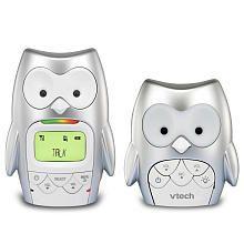 VTech Safe and Sound DECT 6.0 Digital Audio Baby Monitor  DM225