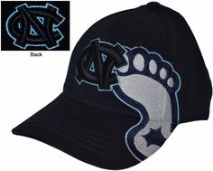 UNC- Z-Fit Hat ( Foot)  $21.99  Conference Apparel & College Sports Apparel - Conference Wear - Salisbury, North Carolina College Hats, Sports Apparel, Salisbury, Sport Outfits, North Carolina, Conference, How To Wear, Sports Costumes, Workout Outfits