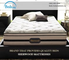 Looking for the best brand of beds? Let us introduce you with the Sherwood mattresses  manufacture beds using high quality materials which not only enhances mattress durability but also are great in comfort and support.  Sherwood Bed manufacturers various types of bedding, get to know each of them.  #Sherwood Bed #mattress #beds #mattressReviews #mattressRatings #BedReviews #BedRatings #quality #sleep #goodnight #material #goodMattress #bestMattress