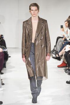 Calvin Klein automne-hiver 2017-2018, New York