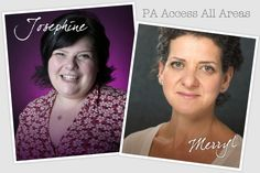 Inspiring mum story - Celebrity personal assistants Merryl and Josephine | Talented Ladies Club