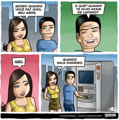 Altair Fonseca Rio Claro RJ | Satirinhas