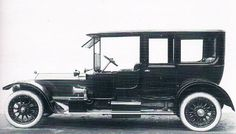 Chassis 2616 (1913) Open-drive Limousine by Hooper for the Earl of Derby
