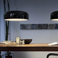 SMITHFIELD S by Jasper Morrison for #FLOS.  Available in 3 finishes.
