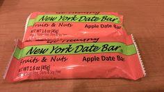 Banshee's Breakfast: Review - Go Healthy New York Date Bar