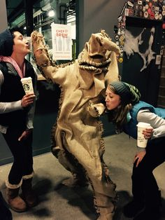 My friend made an Oogie Boogie costume and was feeding people gummy worms. I think he won halloween. - Imgur