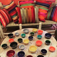 Te gusta el color? Te gusta lo artesanal? Te gusta lo diferente? Visita www.tarecoslapalma.com