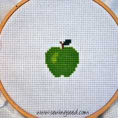 So you want to learn how to cross stitch, but you haven't the slightest idea where to begin. I am going to show you step by step how I com...