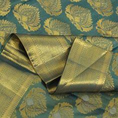 Woven motifs on a silk , just beautiful!
