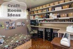 Resultado de imagen para craft room ideas
