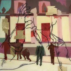 "Saatchi Art Artist Juan Mutis; Painting, ""Here 'tis"" #art"