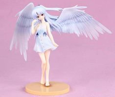 Girl's favorite angel tachibana kanade, cosplay Angel Beats Garage Kits, very personal home decoration, if you like Model Kits, this is definitely a worthy collection of anime Garage Kits. Garage Kits, Angel Beats, Anime Dolls, Manga, Action Figures, Angels, Animation, Cosplay, Cartoon