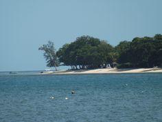 Flic en Flac seen from Tamarin - Mauritius
