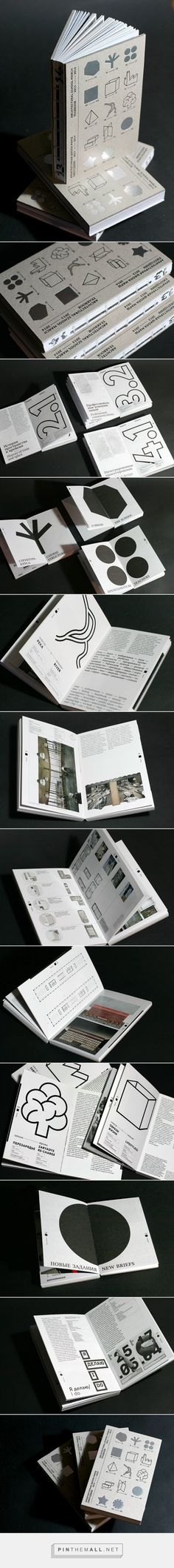 Yearbook Architectural School MARCH 2013–2014 on Behance