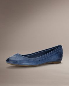 Agnes Ballet - Women_Shoes_Ballet - The Frye Company