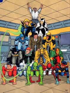 JLI by Kevin Maguire