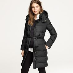 I've worked at J.Crew for 3 winters, and I still don't know why I haven't bought this coat!!!!  Maybe this year!