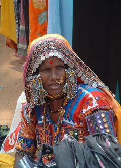 "India | ""Rajasthani woman"" | ©AspiringNomads ~ Jason & Jennifer"