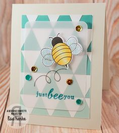Reverse Confetti | March Release | Easter and Spring projects | Bee Card, Just Bee You | www.reverseconfetti.com