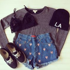 Daily New Fashion : Gorgeous Fall / Winter - Teen Outfits