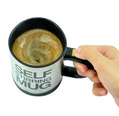 Cheap tea cup mat, Buy Quality tea plucker directly from China tea cup Suppliers: 5 Colors Lazy Tazas Self Stirring Mug Coffee Cup Smart Stainless Steel Mugs Copos Inox Tea Cup Best Coffee Mugs, Coffee Milk, Coffee Cups, Tea Cups, Thermal Cup, Gbbo, Cute Mugs, Cooking Tools, Kitchens