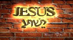 YESHUA   יֵשׁוּעַ