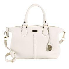 Village Zip Satchel - Women's Handbags: Colehaan.com
