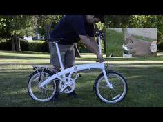 Bicicleta Plegable Dahon Mu P8 Color Blanco