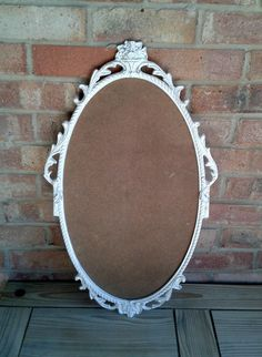 Antique metal picture frame - Elsie Rose Homewares