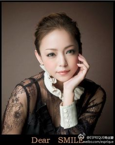 Commercials / Kose / Esprique 'Make Dramatic - Love Colors' 2011 | Namie Amuro Gallery - Toi et Moi V4