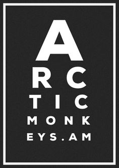 ARCTIC MONKEYS AM #arcticmonkeys