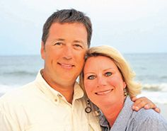Eldest son Alan, with his beautiful wife Lisa.  He is a full time pastor, so rarely appears on the show.