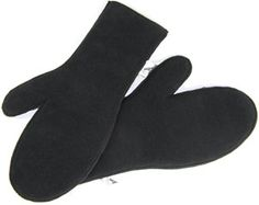Cold Air Sensitive Skin Liner Mittens