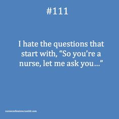 Confessions of a Nurse. I'm T-6months until my first clinical and it's already begun.