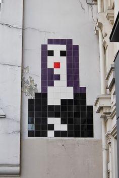 Invader | Paris, France: