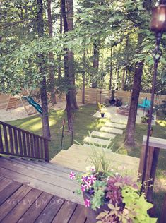 House Crashing Update: Kelly's Outdoor Escape | Young House Love- love the fence