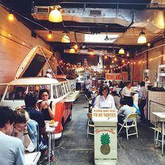 Taco place @tacombi