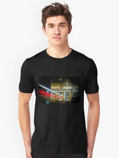 Explozoom on a French Carousel by Stwayne Keubrick Tshirt Photography, Men Style Tips, Artwork Design, Poster Prints, Posters, Laptop Sleeves, Cool T Shirts, Classic T Shirts, Mens Fashion