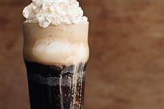 Guinness float.